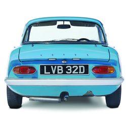 1965 Elan S3 fhc