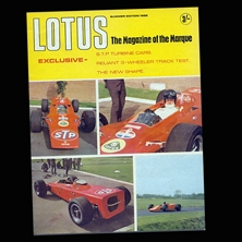 LOTUS - The Magazine of the Marque