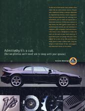 Lotus Cars USA - 2001