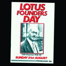 Hethel, Lotus Founders Day