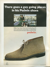 Pedwin Shoes - 1967