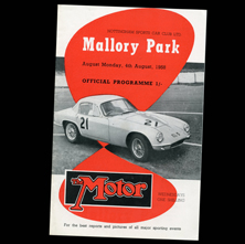 Mallory Park, NSCC Meeting