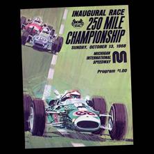 Michigan Int. Speedway, USAC