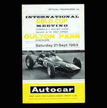 Oulton Park, International Gold Cup