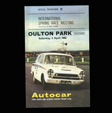 Oulton Park, Spring Meeting