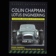 Colin Chapman Lotus Engineering....