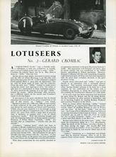 The Lotuseers  #2 - Gerard Crombac