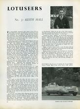 The Lotuseers  #3 - Keith Hall