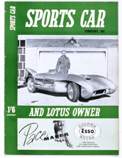 Sports Car and Lotus Owner
