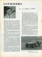 The Lotuseers  #4 - John Lawry