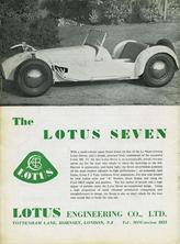 Lotus Engineering 1957
