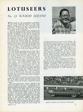 The Lotuseers  #17 - Ignazio Lozano