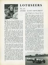 The Lotuseers  #20 - Averil Scott-Moncrieff