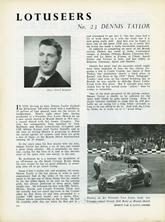 The Lotuseers  #23 - Dennis Taylor