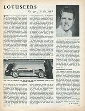 The Lotuseers  #30 - Jim Palmer