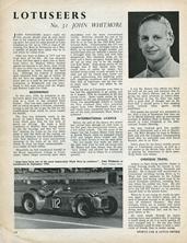 The Lotuseers  #31 - John Whitmore