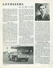 The Lotuseers  #37 - Jim Clark