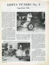 Lotus Tuners No.4 - Supertune Ltd