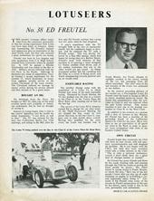 The Lotuseers  #38 - Ed Freutel