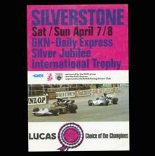 Silverstone, International Trophy