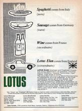 Lotus USA 1969