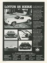 Lotus USA - 1972