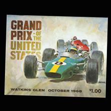 Watkins Glen, US Grand Prix