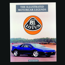 The Illustrated Motorcar Legends Lotus