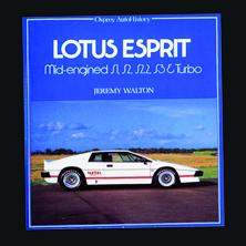 Lotus Esprit Mid-engined S1......