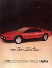 Lotus Cars Limited - 1979