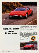 Lotus Used Car Register