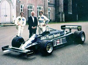 De Angelis, Chapman, Mansell
