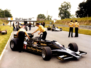 Team Lotus Press Day