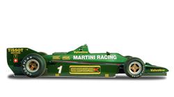 Lotus Type 80