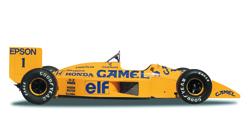 Lotus Type 100T