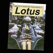 Kimberley's Grand Prix Team Guide 6 - Lotus