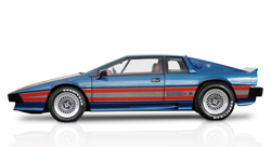Type 82 'Essex' Turbo Esprit