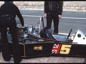 Mario Andretti, Type 77