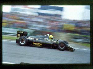Ayrton Senna, Type 97T