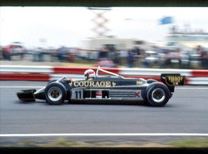 Nigel Mansell, Type 87B