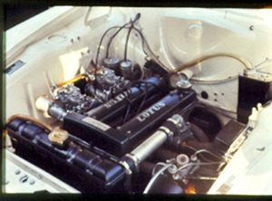 Type 28, Lotus Cortina