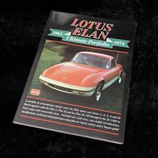 Lotus Elan Ultimate Portfolio 1962- 1974