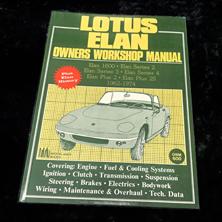 Lotus Elan Owners Workshop Manual