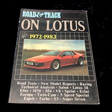 Road & Track On Lotus 1972-1983
