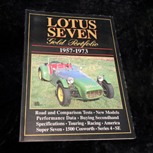 Lotus Seven Gold Portfolio 1957-1973