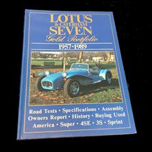 Lotus Seven And Caterham Gold Portfolio