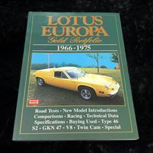 Lotus Europa Gold Portfolio 1966-1975