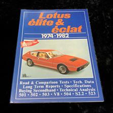 Lotus Elite & Eclat 1974-1982
