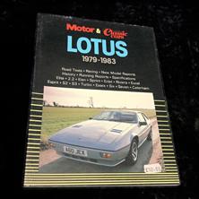 Motor & Classic Cars Lotus 1979-1983