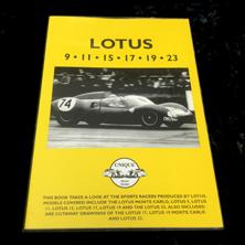 Lotus 9 11 15 17 19 23
